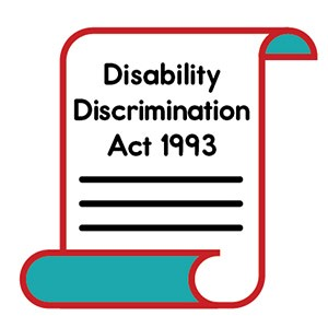 Disability Discrimination Act 1993